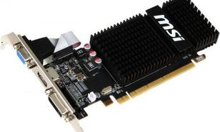 MSI Radeon R5 230 1GB DDR3 (64 bit) DVI, HDMI, D-Sub (V809-2054R)