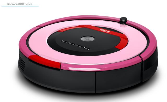 Roomba Już Gotowa Na Walentynki