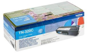BROTHER Toner Niebieski TN320C=TN-320C, 1500 str.