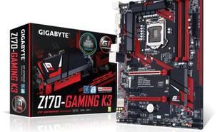 Płyta główna Gigabyte GA-Z170-GAMING K3, Z170, DDR4, SATA3, USB 3.1, ATX