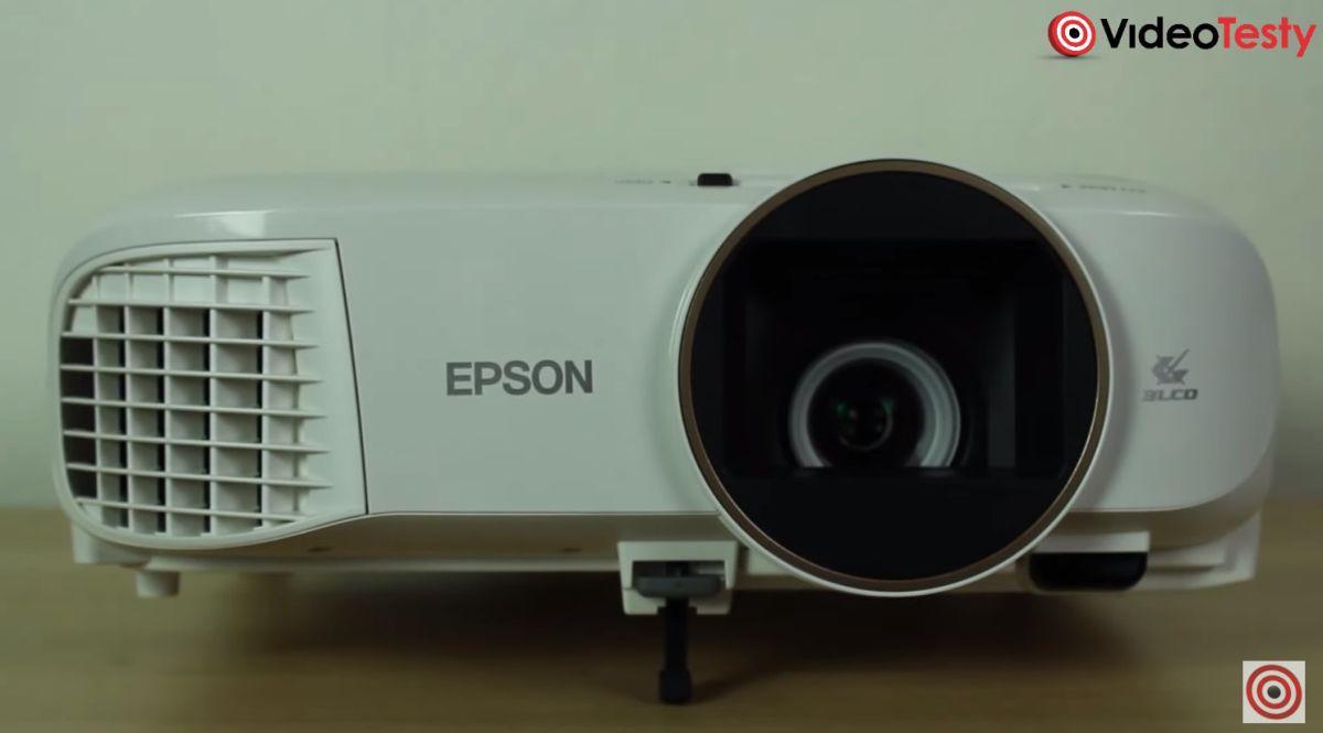 Epson EH-TW5650 design