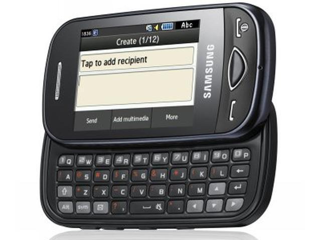 Samsung Delphi B3410 – komórka dla uzależnionych od SMS-owania