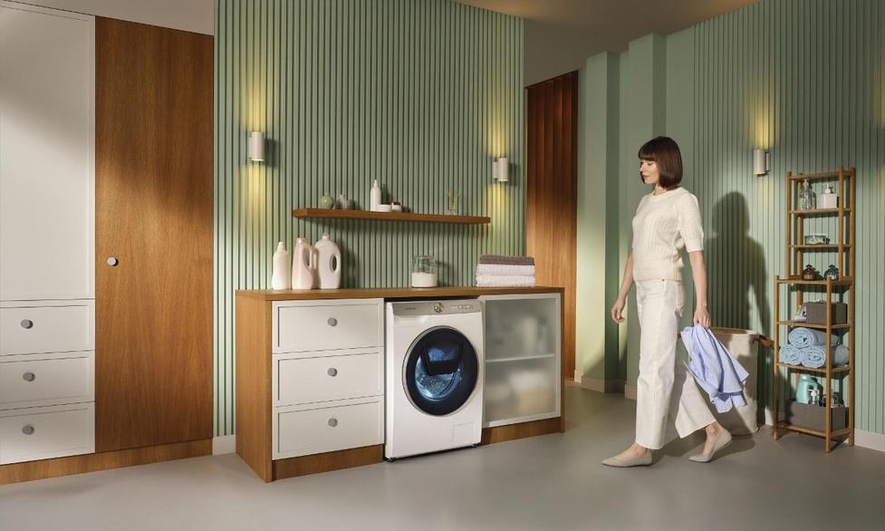 Zyskaj zwrot pieniędzy lub prezent za odkurzacz i pralkę Samsung