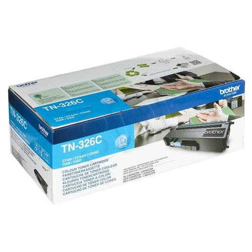 BROTHER Toner Niebieski TN326C=TN-326C, 3500 str.