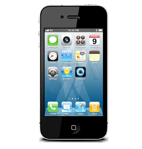 IPHONE 4S 16GB BLACK PL