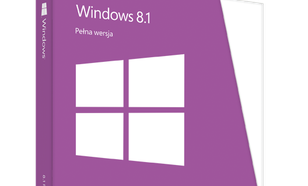 Windows 8.1 64bit PL OEM