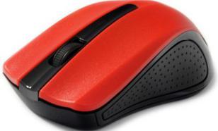 Gembird bezprzewodowa optyczna USB (MUSW-101-R) Red