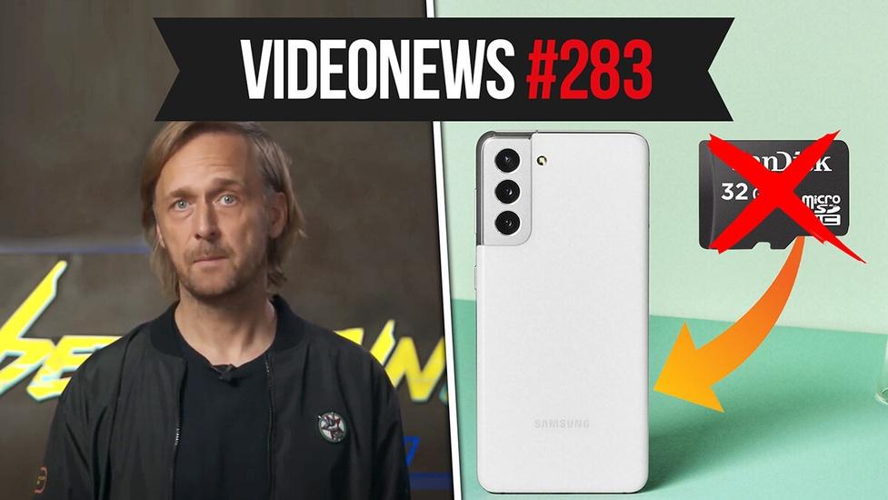 Premiera Galaxy S21, Przeprosiny CD Projekt RED, ciekawostki z CES 2021 - VideoNews #283