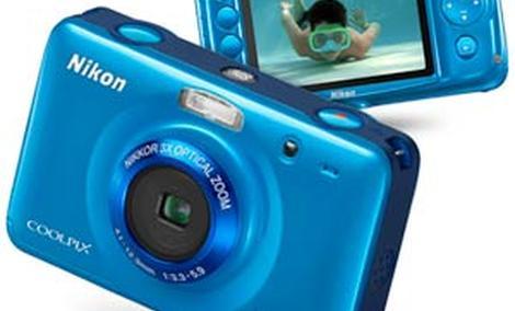 Nikon Coolpix S30 - prosty w obsłudze kompaktowy aparat