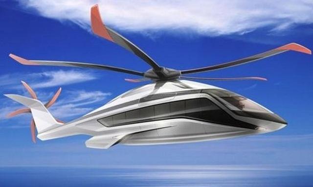 Airbus Idzie za Ciosem - Tym Razem Innowacyjny Helikopter