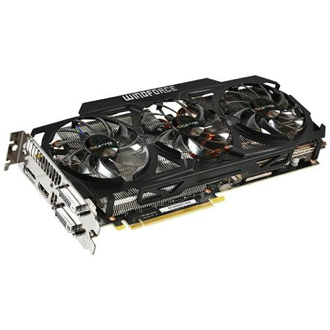 Gigabyte GTX 760 Windforce 3x OC 4GB fot2