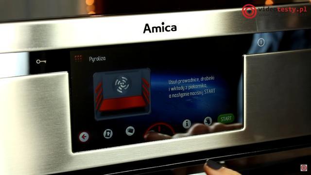 Pyroliza - Amica Integra Smart EBI 712104AA pyro