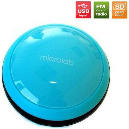Microlab MD112 Niebieski (MD112-BLUE)
