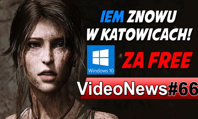 VideoNews #66 - iOS 9, Cena Windows 10, IEM 2016 Katowice, GTA 5 w rzeczywstiości!