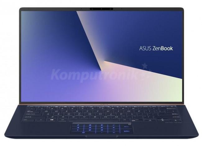 ASUS ZenBook UX433FA-A5142T - Royal Blue