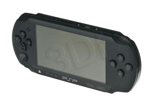 PSP E1004 Czarna