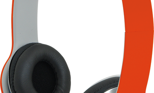 LogiLink Stereo High Quality Headset Czerwone (HS0035)