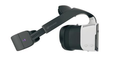 Intel Prezentuje Project Alloy – Kompletny Zestaw VR