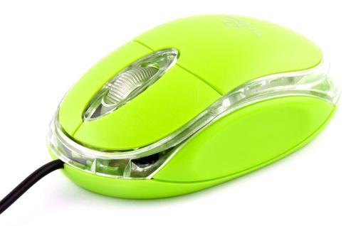 ESPERANZA MYSZ PRZEWODOWA TM102G RAPTOR USB GREEN 1000DPI