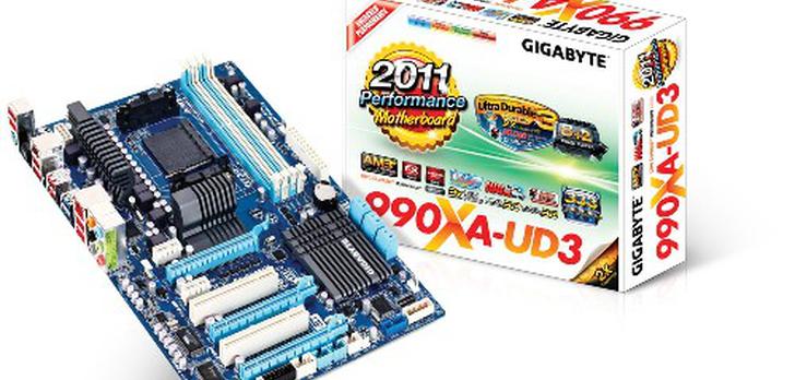 Gigabyte 990XA-UD3
