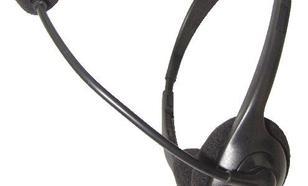 LogiLink Słuchawki stereo z mikrofonem - Easy HS0002