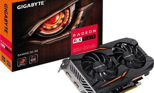 Gigabyte Radeon RX 560 GAMING OC 2GB GDDR5 (128 bit), DVI-D, HDMI, DisplayPort, BOX (GV-RX560GAMING OC-2GD)