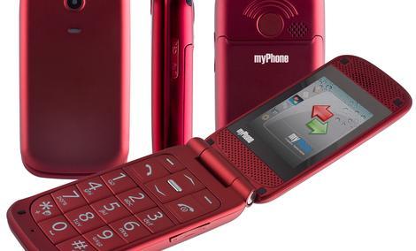 """myPhone 2070 ROSE –  niezłe """"ciacho""""!"""