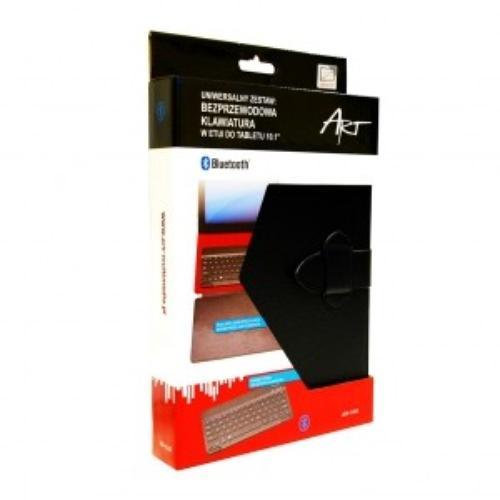"ART Etui+klawiatura Bluetooth do tabletów 8"" AB-108"