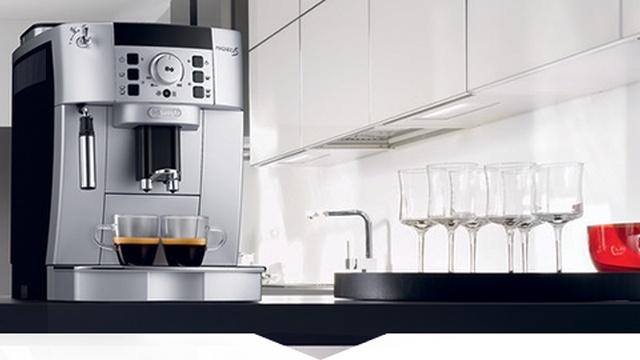 Ekspres DeLonghi pozwoli zaparzyć dwie kawy jednocześnie