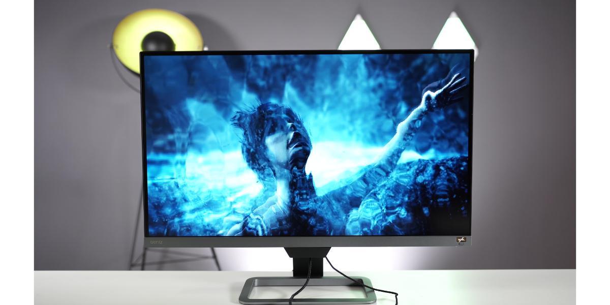 benq ew2780Q - monitor 1440p
