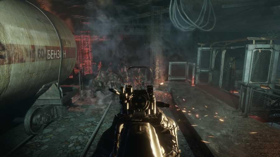 Metro Exodus - Strzelania nie brakuje!