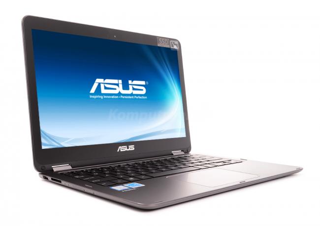 ASUS Zenbook Flip UX360CA-C4202T - Szary
