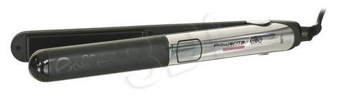 Prostownica do włosów Rowenta SF4522 (50W Czarno-srebrny)