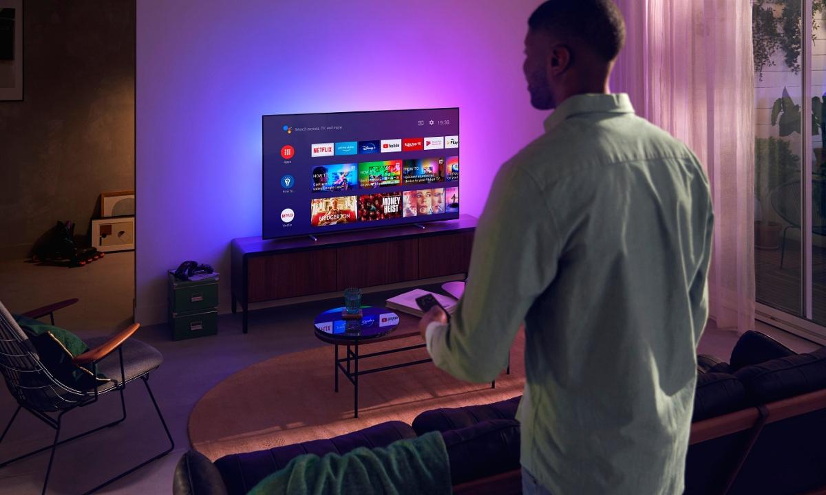 Philips OLED705 oferuje ekran z odświeżaniem 120 Hz