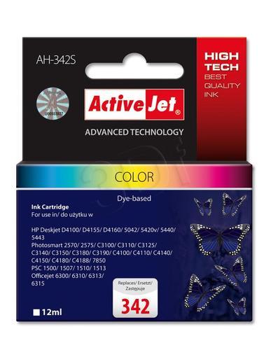 ActiveJet AH-342S tusz trójkolorowy do drukarki HP (zamiennik HP 342 C9361EE) Premium Standard