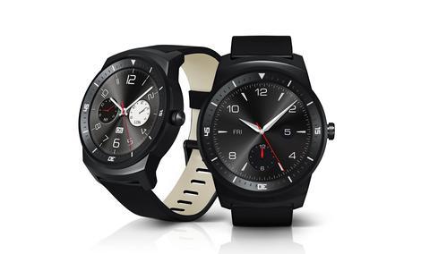 LG G Watch R - Smartwatch Z Systemem Android Na Targach IFA 2014