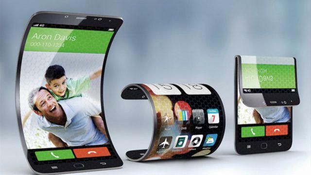 Elastyczny Smartfon Samsung Galaxy X - Czy Nadchodzi Rewolucja?