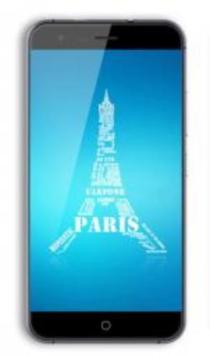 UleFone Paris LTE 16GB Szary (ULE-PARIS-MG)
