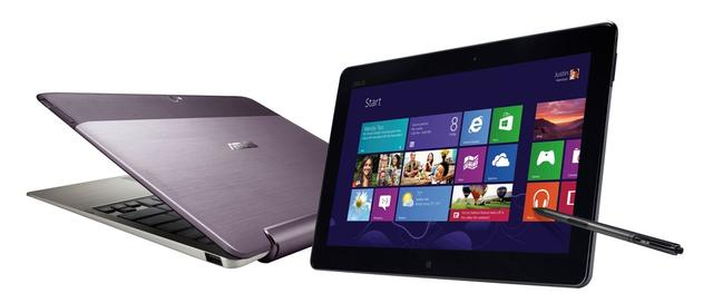 ASUS Vivo Tab - hybrydowy tablet z Windowsem 8