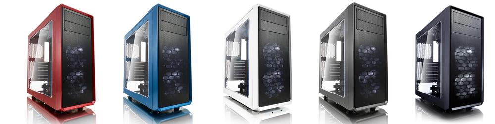 Fractal Design Focus G - kolorowa i tania obudowa PC z podświetleniem