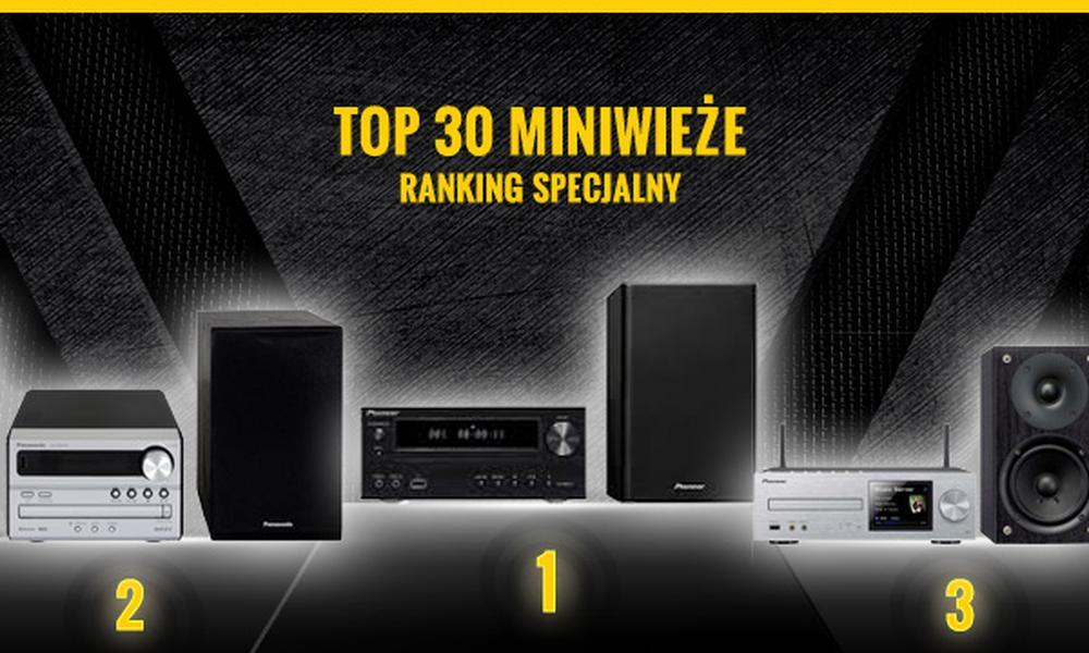 Najlepsze Wieże Stereo na Rynku - Sprawdź Klasyfikację TOP 30