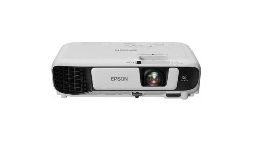 Epson EB-W41 na białym tle