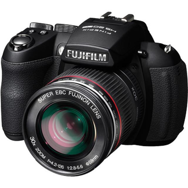 Fujifilm Finepix HS20 EXR - ceniony aparat fotograficzny