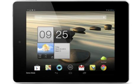Acer Iconia A1 - solidny, 8-calowy tablet