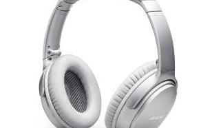 Bose QuietComfort 35 II (srebrny) - RATY 0%