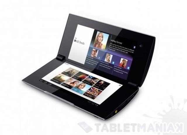 Sony Tablet P zainspirował wybitnych projektantów