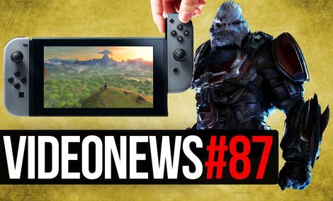 Ceny Nintendo Switch i Prawa Robotówi! - VideoNews #87