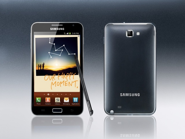 Samsung GALAXY Note Studio – daj się sportretować