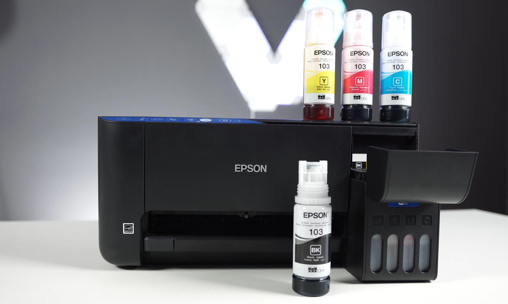 Epson L3151 z atramentem