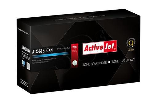 ActiveJet ATX-6180CXN cyan toner do drukarki laserowej Xerox (zamiennik 113R00723) Premium